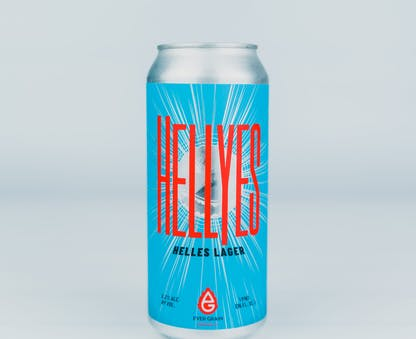 Hell Yes Helles Lager