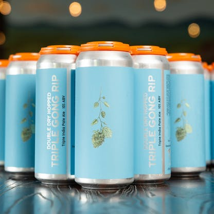 DDH Triple Gong cans