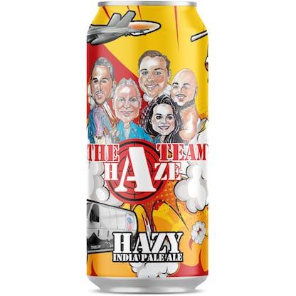 haze team 16 oz can
