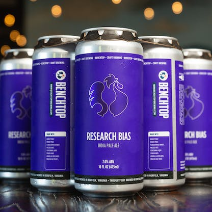 Research Bias cans