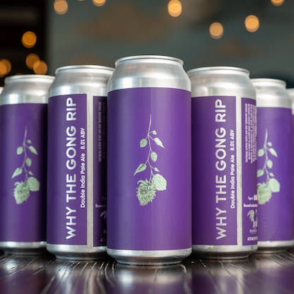 Why the Gong Rip cans