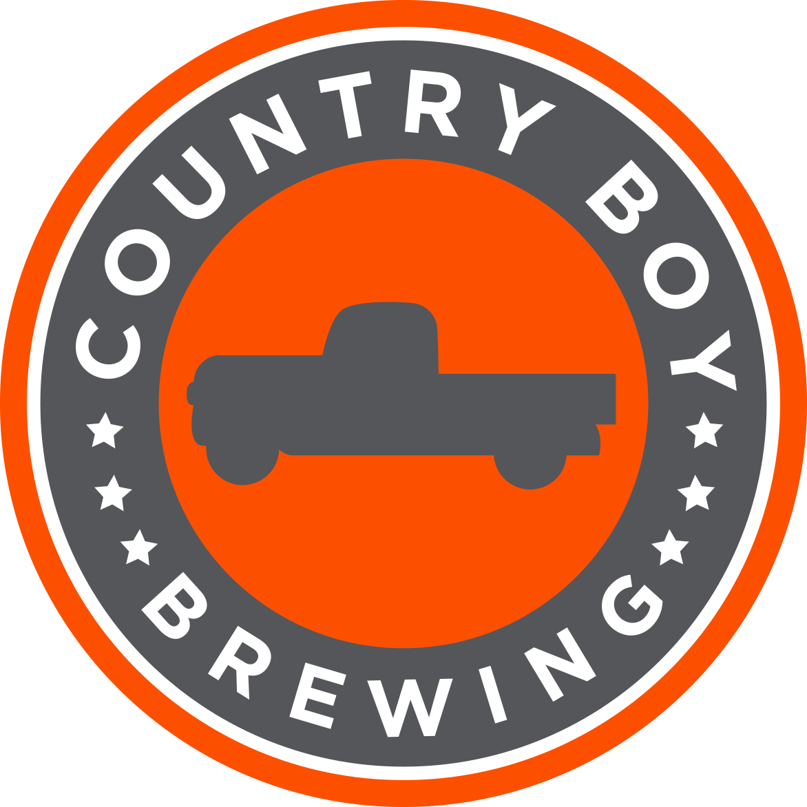 Country Boy Brewing's Online Shop