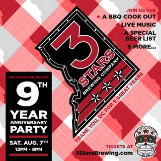9th Anniversary Party