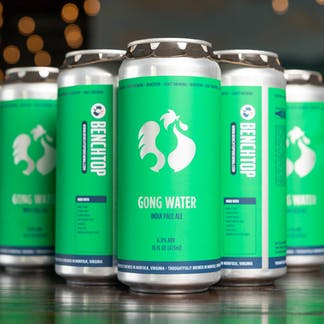 Gong water cans