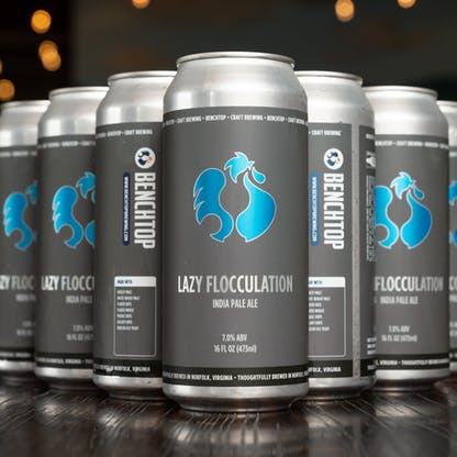 Lazy Flocculation cans