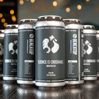 Science is Crushable Cans