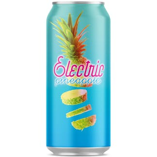Electric Pineapple 16 oz Can