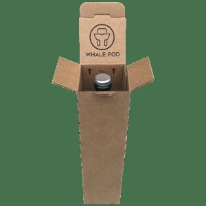 500ml 750ml bottle shipping box beer wine