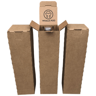 500ml bottle shipping boxes