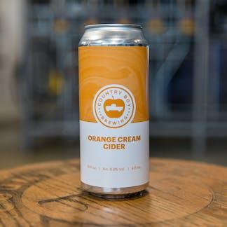 Orange Cream Cider 4Pk
