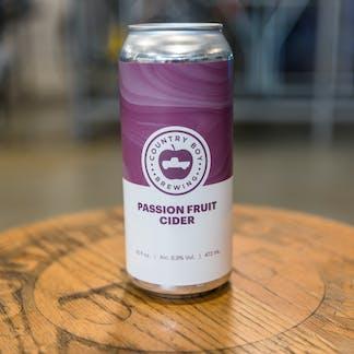 Passion Fruit Cider 4Pk