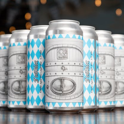 Festbier 21 cans