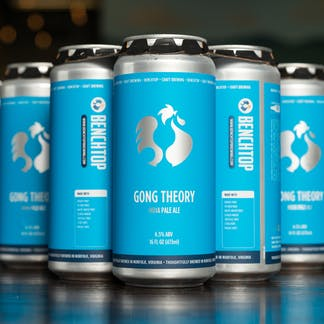 Gong Theory IPA cans