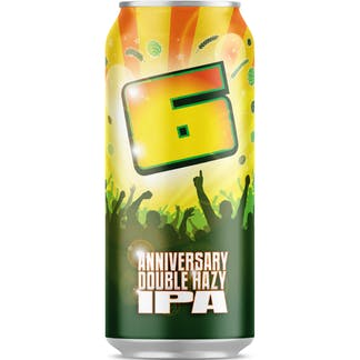 Six Anniversary Can