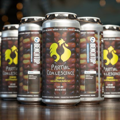 Partial Coalescence Cans