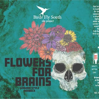 flowers for brains maibock