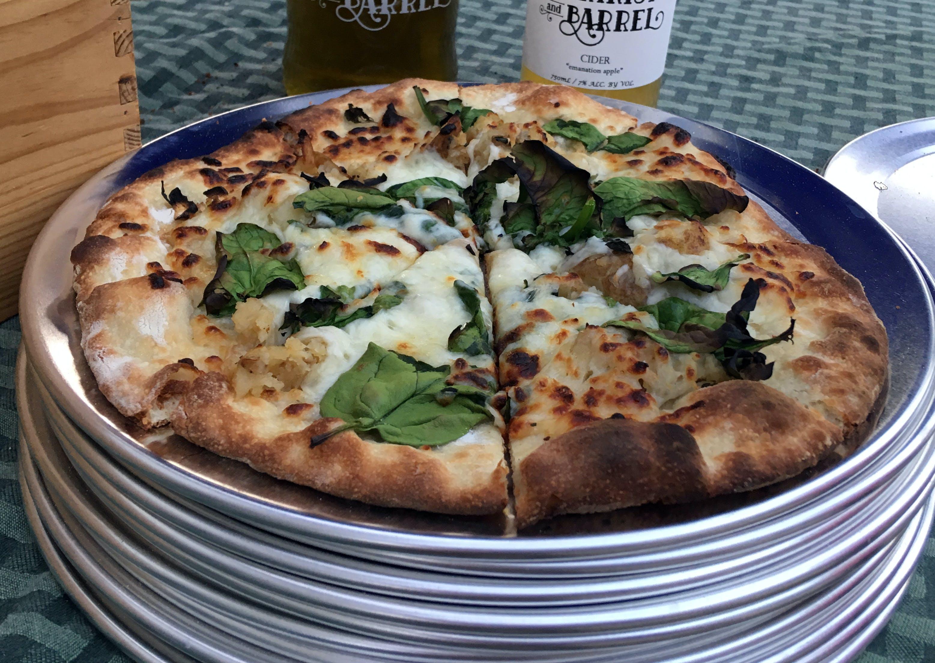 Perfect Pizza Deric