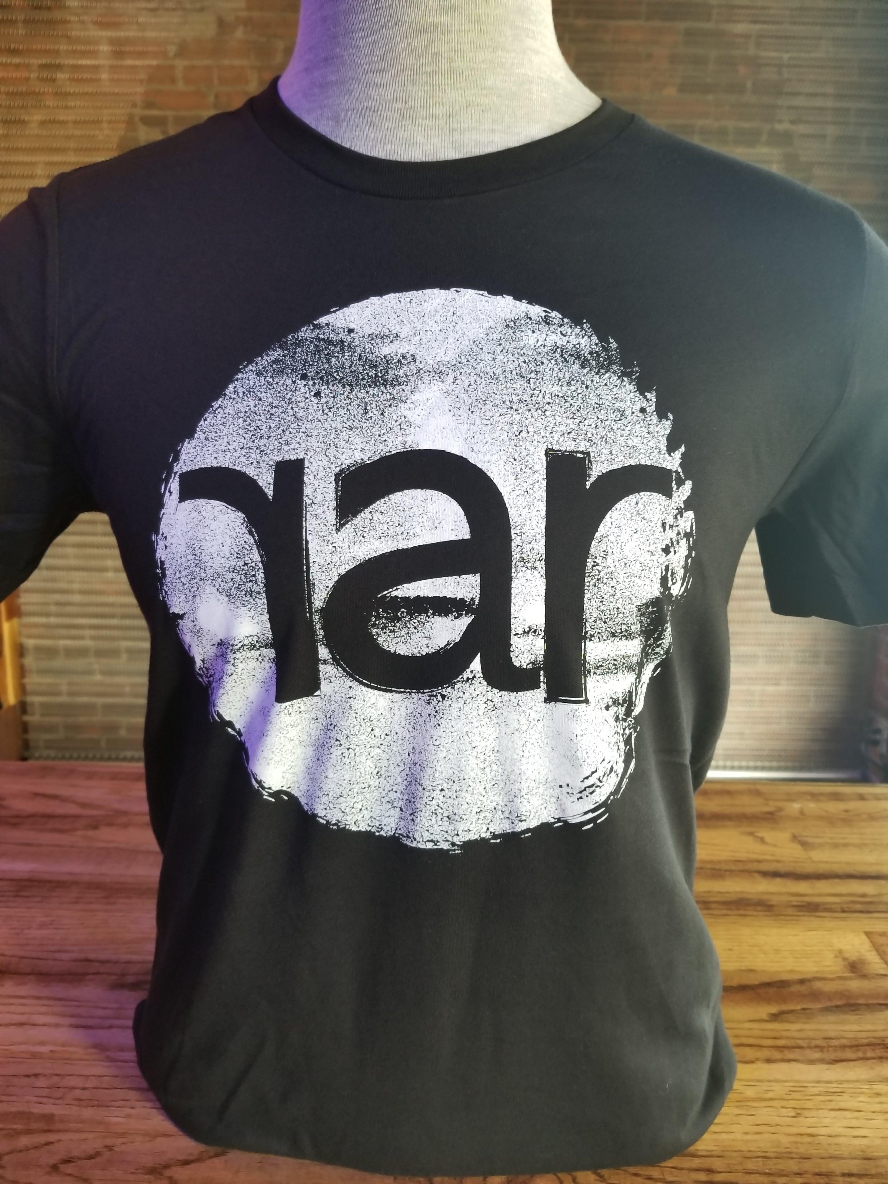 black-rar-logo-t-back