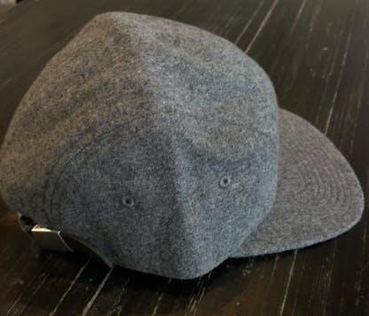 Wool Flat Brim